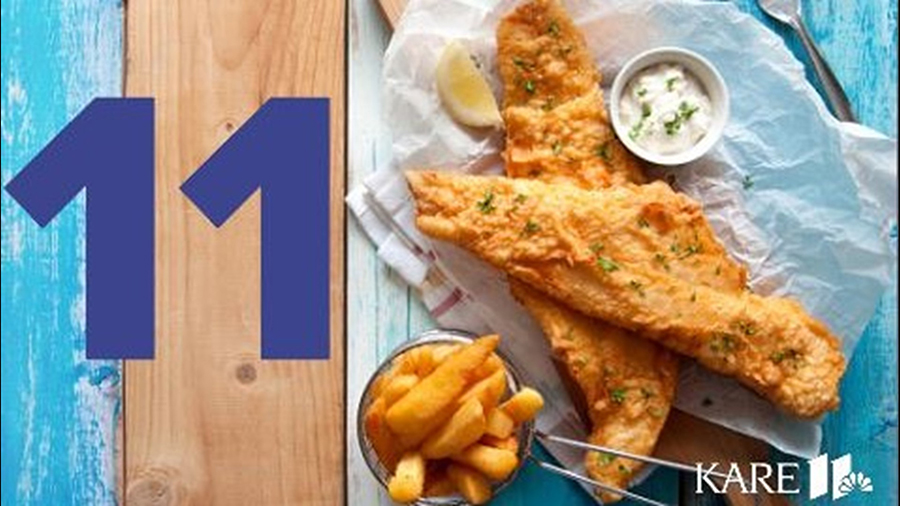 11 Best 2020 Fish Fry Spots by KARE 11 Staff