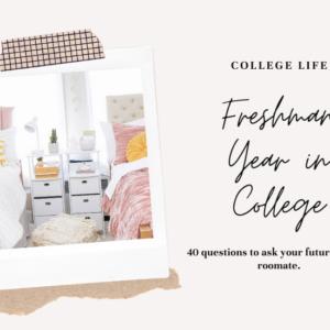 Caroline Alvarado - Lifestyle & College tips