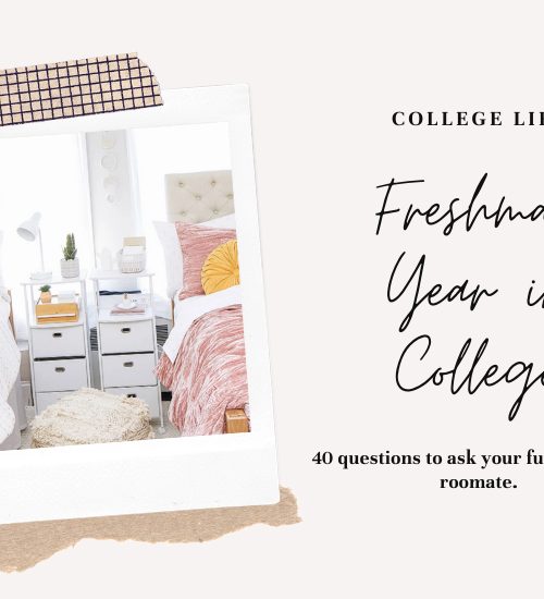 Caroline Alvarado - Lifestyle & College tips