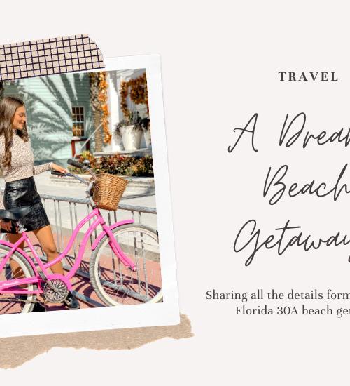 30A Beach Getaway Splash Resort 906E   Caroline Alvarado, Lifestyle & College Blogger