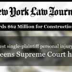 Mr. Doddridge Provided Courtroom Testimony in Record $62 Million Verdict