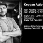 Keegan Attlee