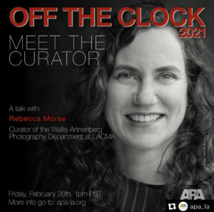Call for Entries: APA's 2021 Off the Clock
