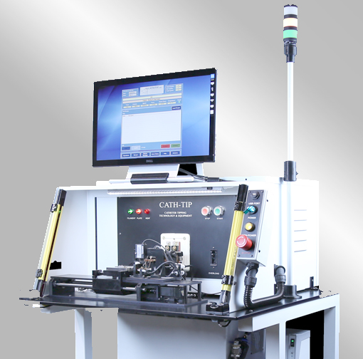 best catheter tipping machine