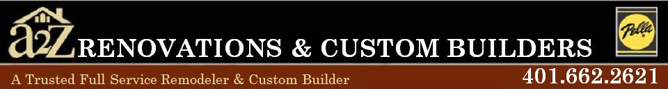 a2z Renovations & Custom Builders