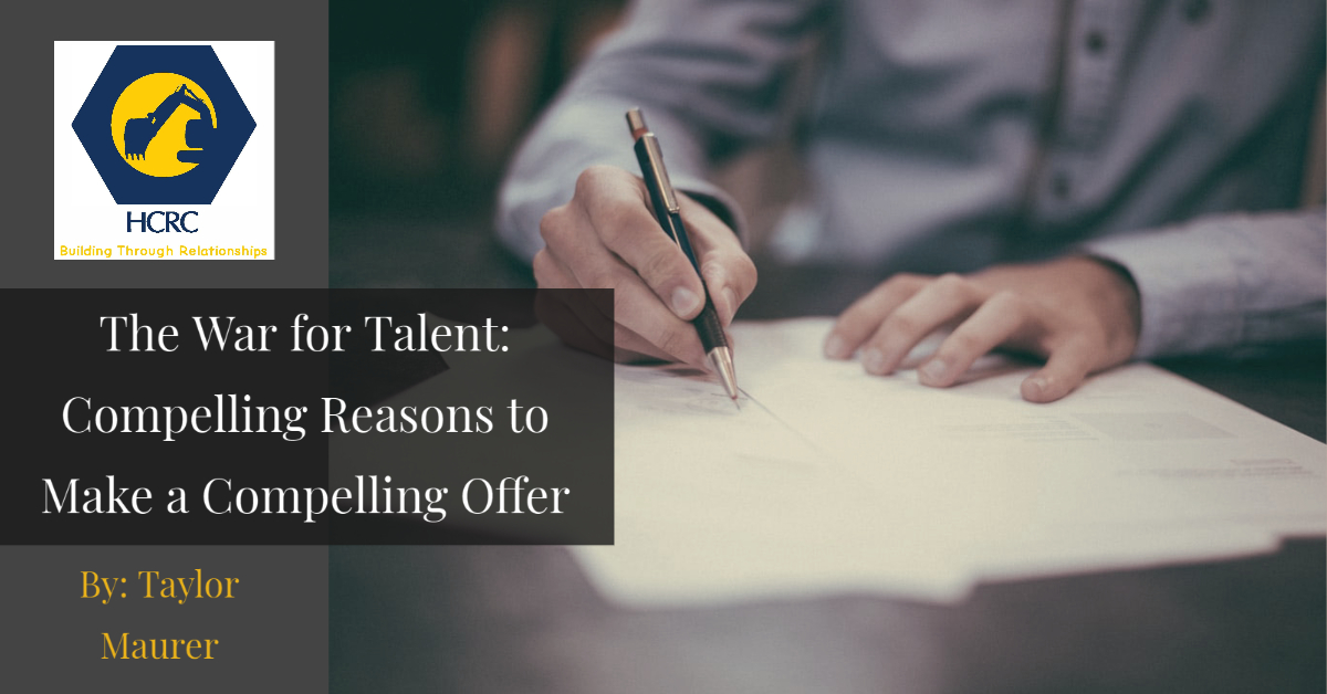 Compelling reasons for Compelling offer