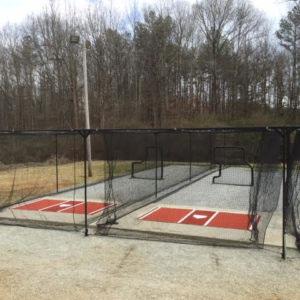 Prefab Batting Cage