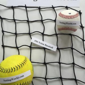 36 Baseball Netting
