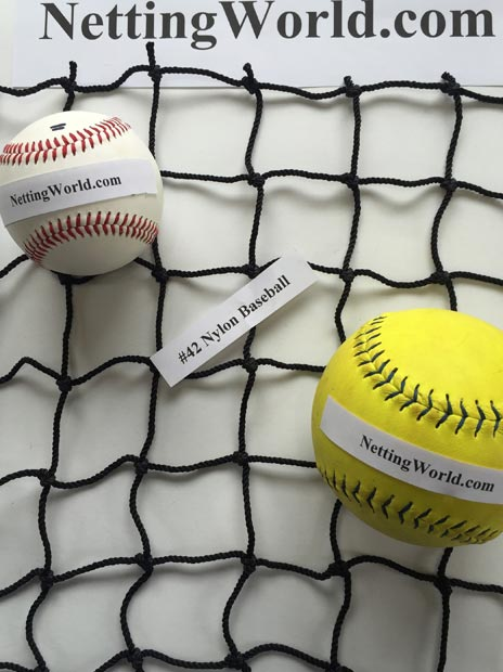 42 Baseball Netting