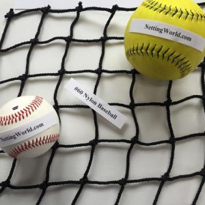 60 Baseball Netting