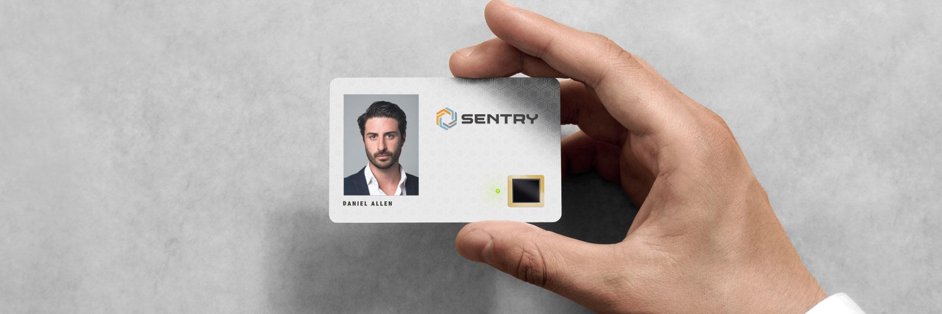 Introducing The SentryCard