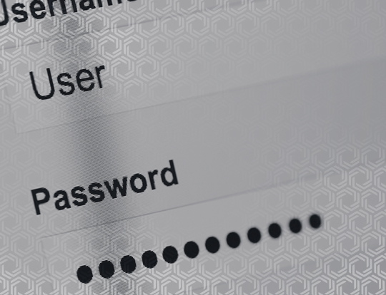 Are passwords passé? <br>How biometric authentication <br>eliminates password security issues