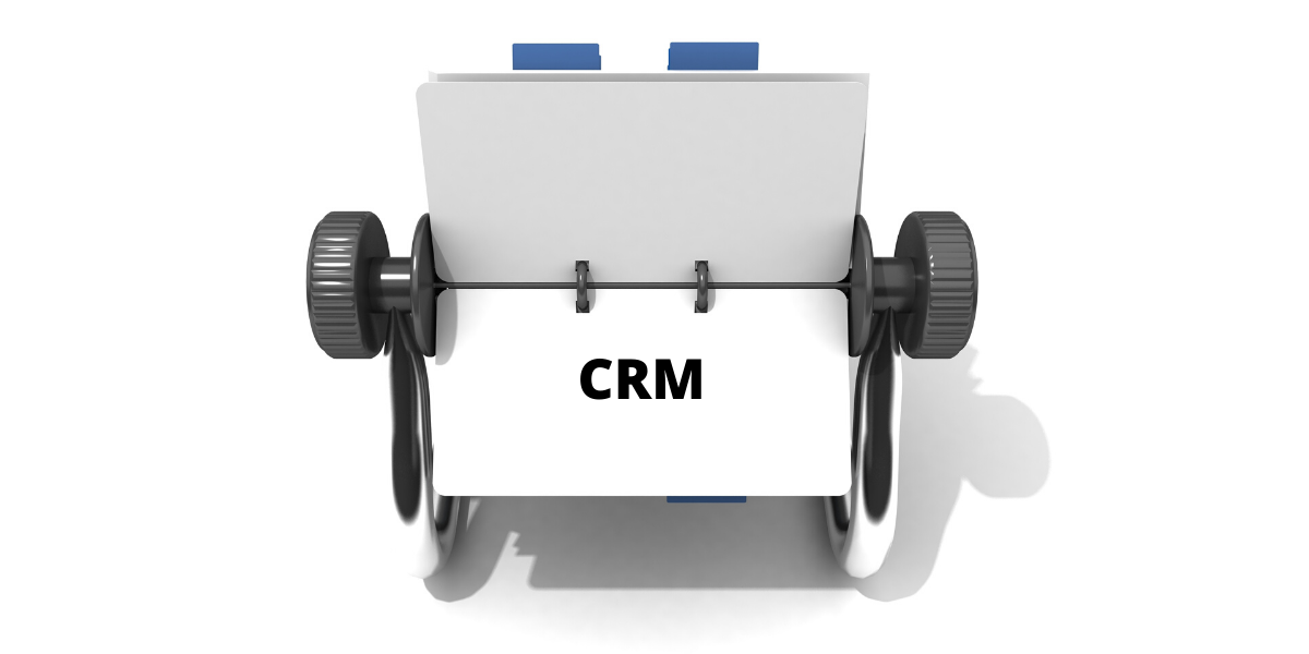 CRM: The Modern Rolodex for Sales Reps