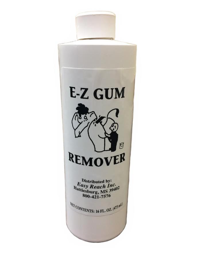 E-Z Gum Remover
