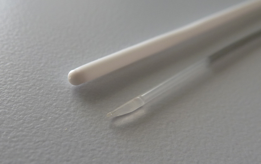 Closed End Catheters