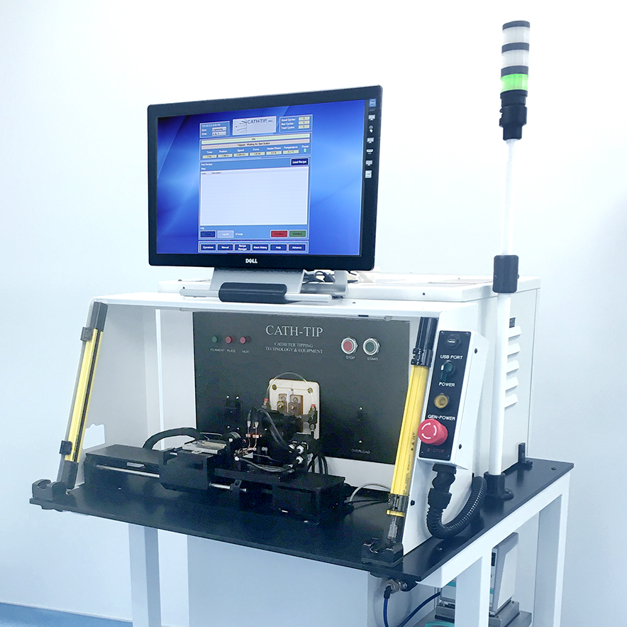 Cath-Tip offers best catheter tipping machines