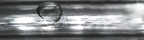 Angled Catheter Holes