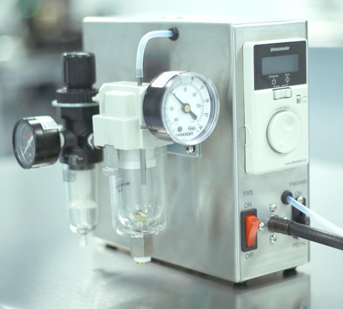 flexible hand held catheter hole drilling machine for development