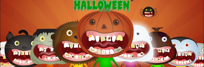 dentist halloween and candy issues hutto tx