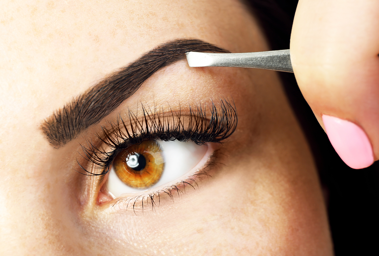 Standard Eyebrow shaping or cleanup