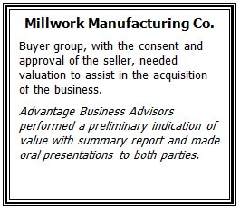 Millwork Manufacturing Co.