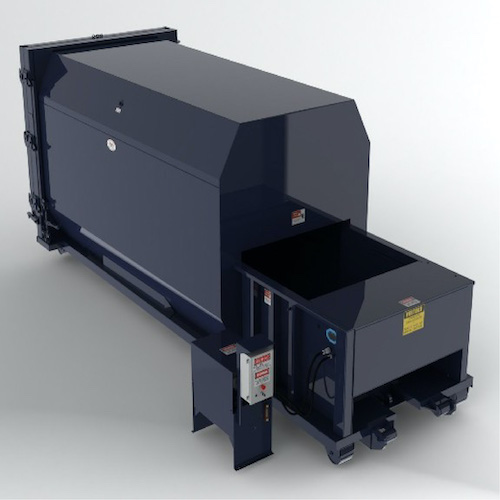 Self Contained Compactor