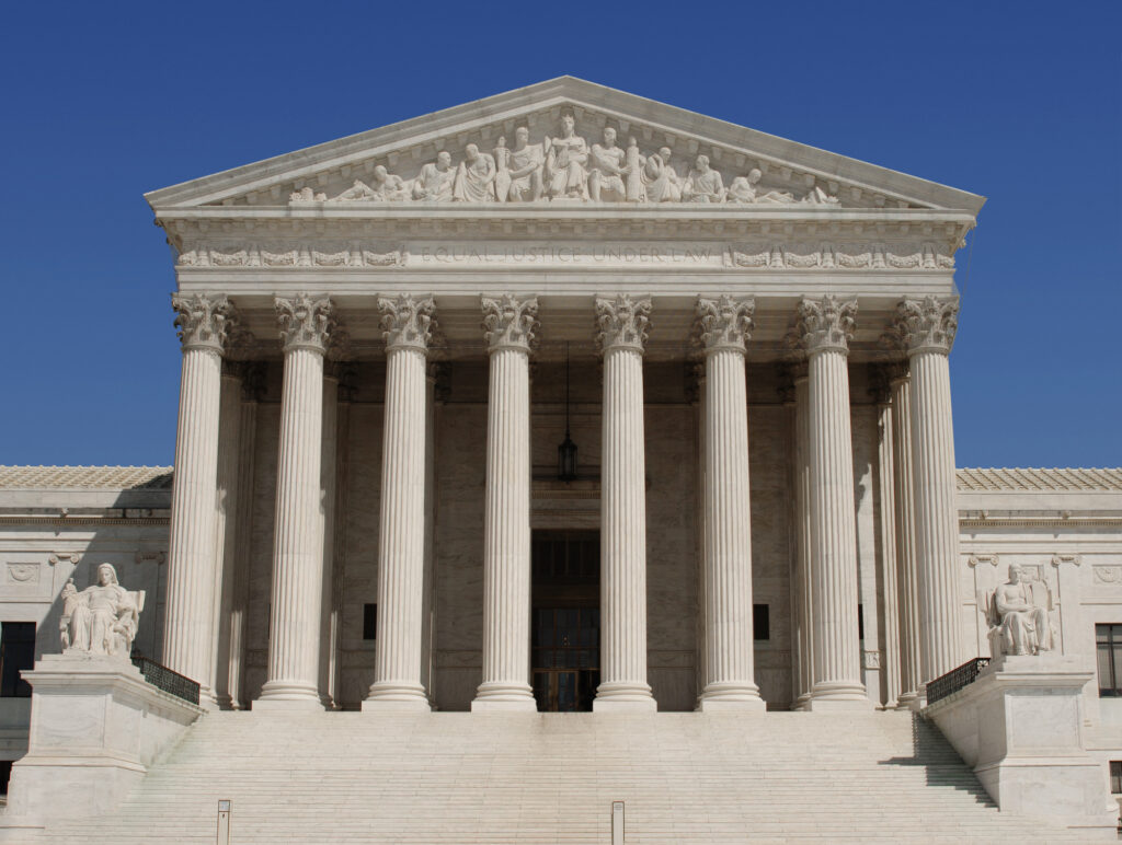 U.S. Supreme Court: Religious Institutions Can Discriminate Against Employees