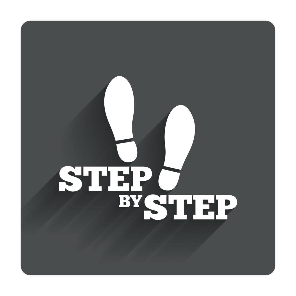 Step by Step Website Building