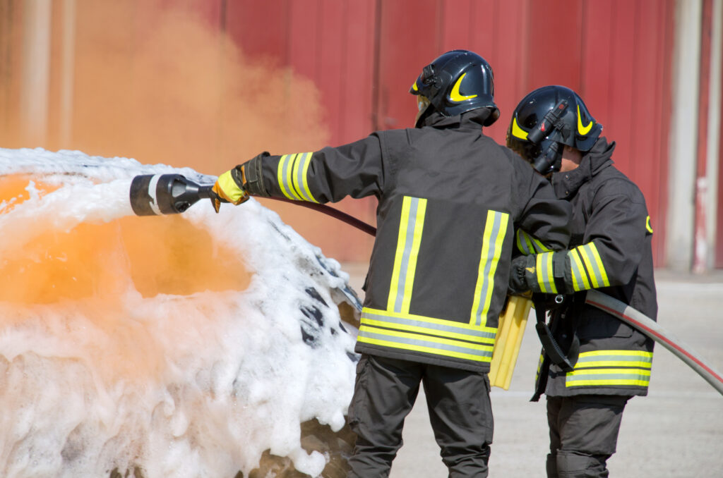 Firefighting Foam (AFFF): A Deadly Hazard for First Responders