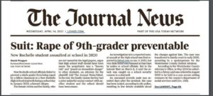 Rape of 9th Grader preventable