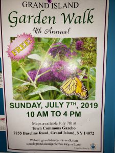 This Year's Garden Walk is on July 7th and We're Honored to be a Special Part of It