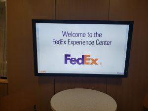 Fahim & Seema's Excellent Adventure in Memphis, Courtesy of FedEx