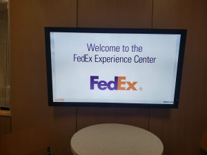 Fahim & Seema's Excellent Adventure in Memphis, Courtesy of FedEx