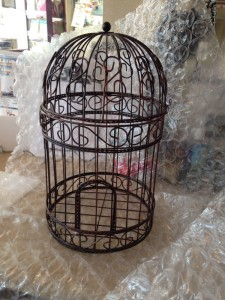 Bird Cage for Wedding - 2015
