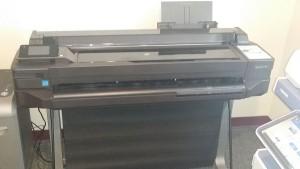 HP Poster Printer