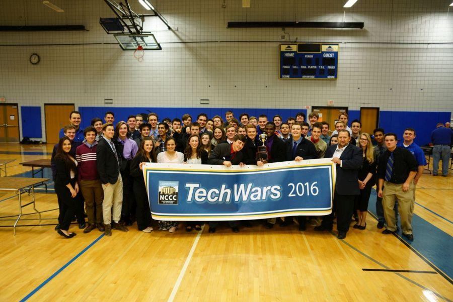Tech Wars HS 2016 1ST PLACE