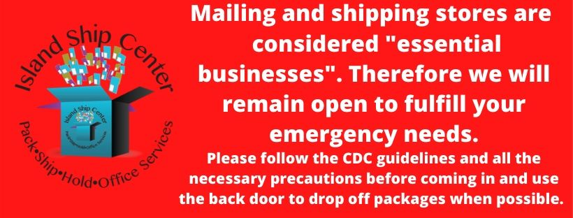 We Are An Essential Business and Continue to Remain Open During the Pandemic to Serve Your Emergency Needs