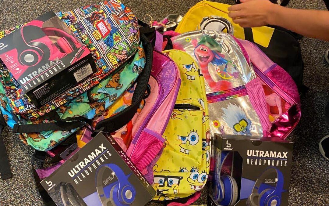 DECA's Back To School Supply Drive – Thru Sept 1st