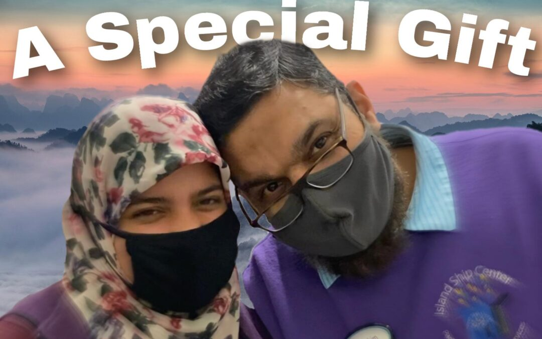 A Gift Of Love For Fahim & Seema From Postal Dispatch In Minneapolis