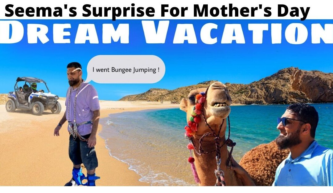 Fahim Goes Bungee Jumping – Seema's Mother's Day Surprise