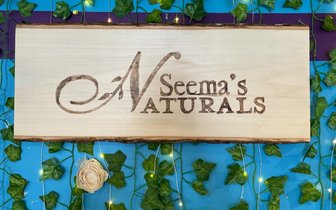 New SeemasNaturals.com Website Launched