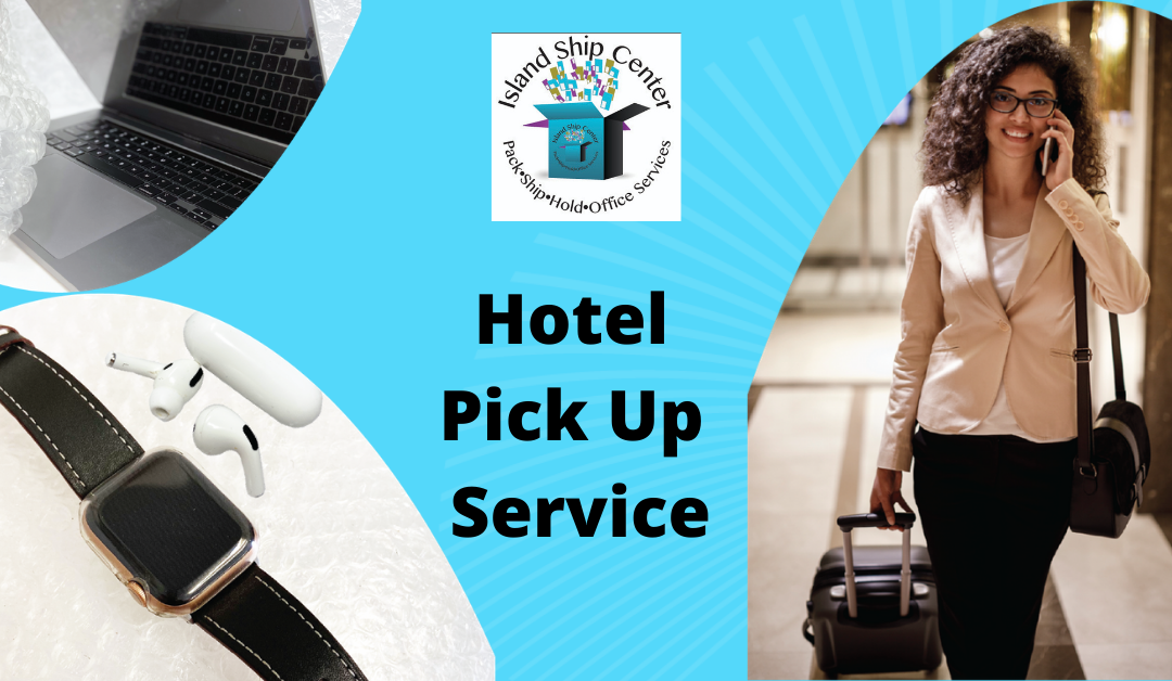 Introducing Our Hotel Pickup Service