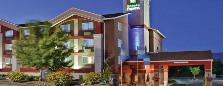 Holiday Inn Express - Wenatchee