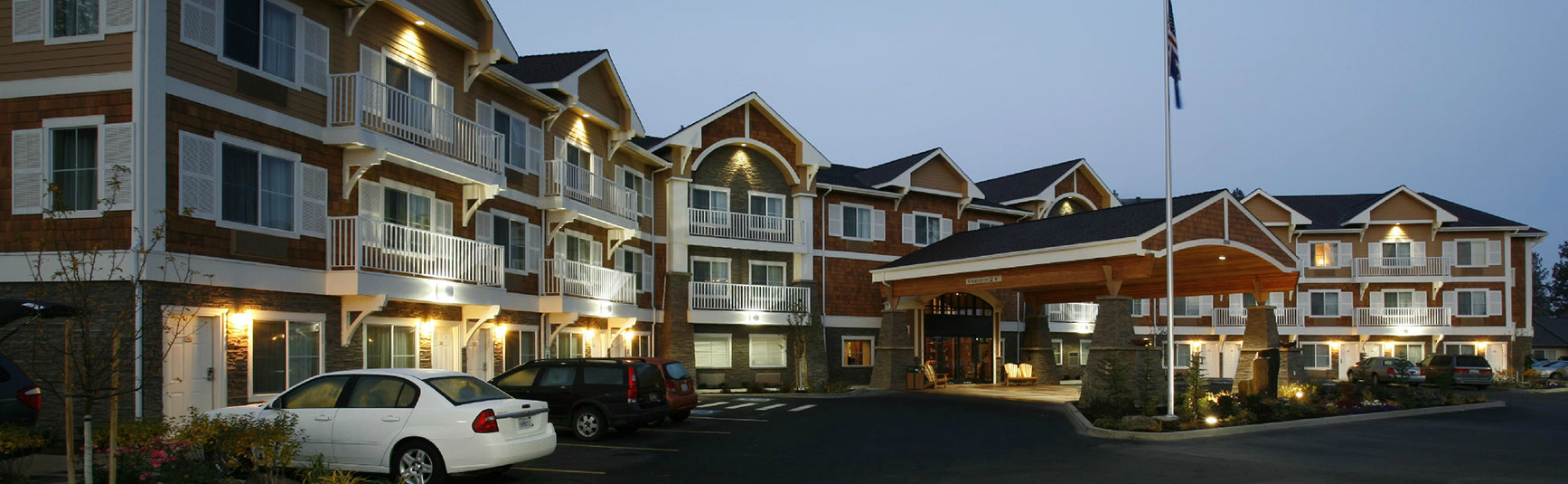 Holiday Inn Express – Coeur d'Alene