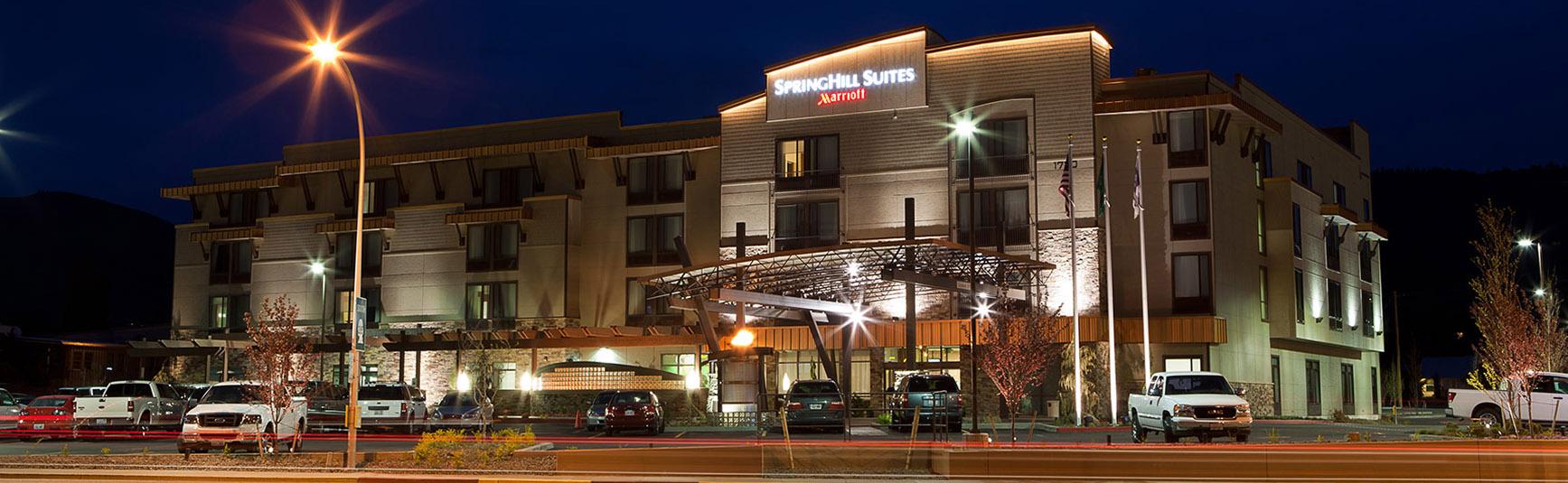 SpringHill Suites – Wenatchee