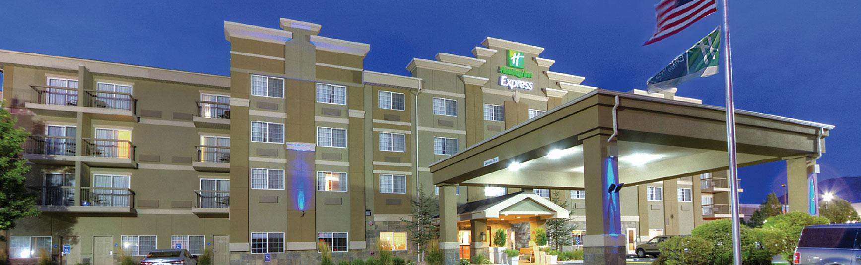 Holiday Inn Express – Salt Lake City/Layton