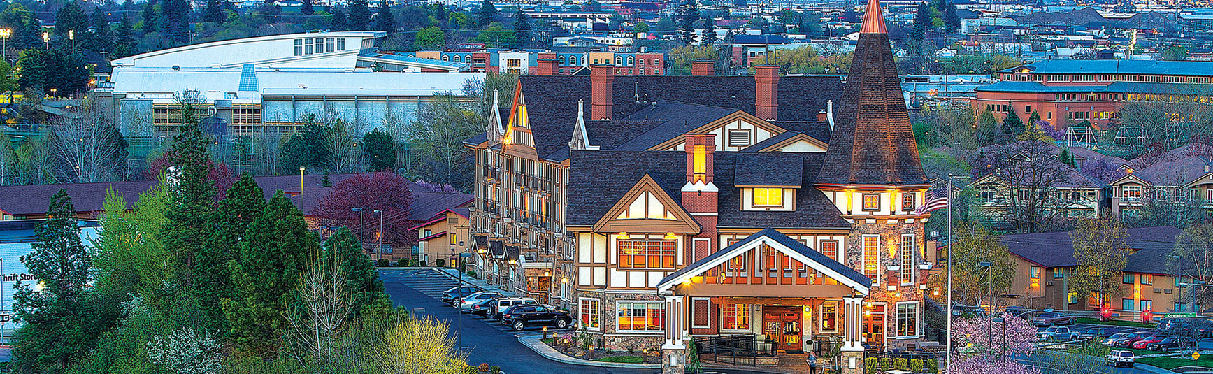 Holiday Inn Express – Downtown Spokane