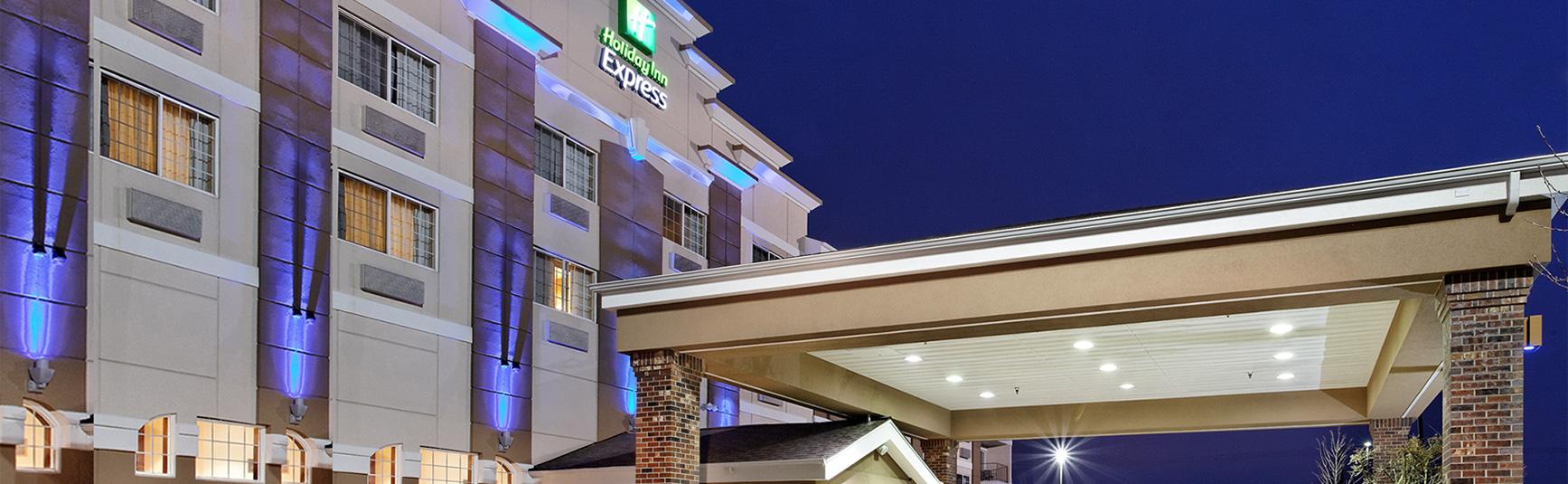 Holiday Inn Express – Spokane Valley