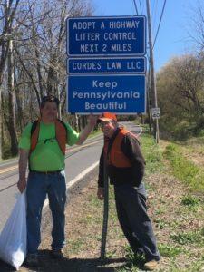Adopt a Highway 2016