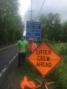 Adopt-A-Highway 2018
